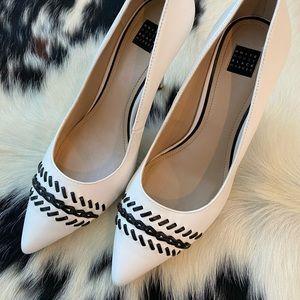 White House Black Market Pointed Heels
